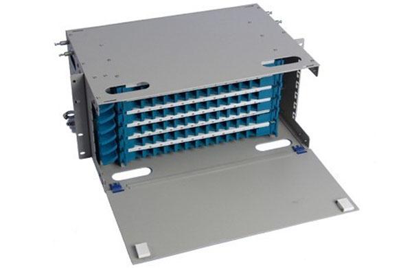 72口光纤配线架,ODF配线架,ODF单元体